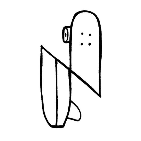 terminalradness #illustration #skate #surf