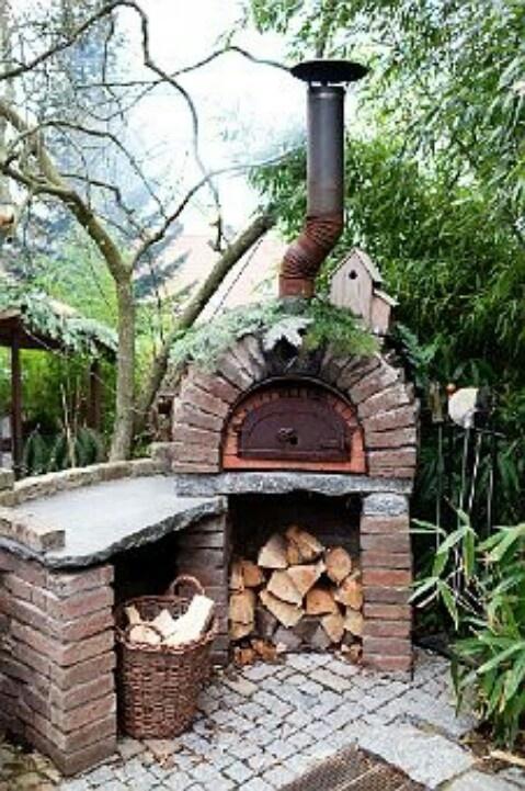 Takie cuda można skonstruować przy użyciu naszych produktów: http://vitcas.pl/piece-chlebowe-do-pizzy-opalane-drewnem