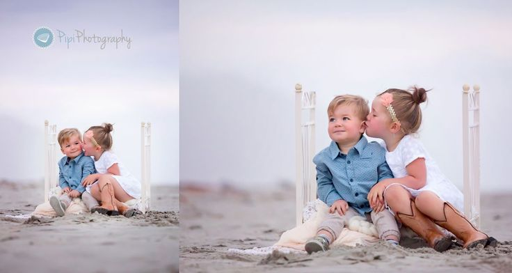 Beach Family Portraits - Dunedin Family Photographer