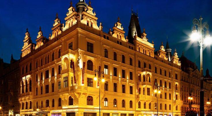 Hotel Kings Court, Prague, Czech Republic - Booking.com