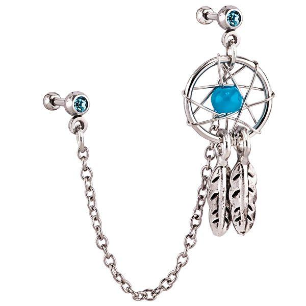 Dream Catcher Helix Earring 40 best images about Cute earrings on Pinterest Double piercing 31