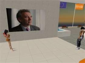 Le Mouvement Démocrate a un nouveau lieu sur Second Life, où se retrouvent les membres du MODEM et les sympathisants de François Bayrou. Comme nous nous étions connus tous les quatre grâce au précédent siège du MODEM situé à Kuali hele, nous sommes allés...
