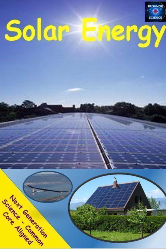 Solar Energy Energy Transformation How We Use Energy From The Sun In 2020 Energy Transformations Solar Solar Energy