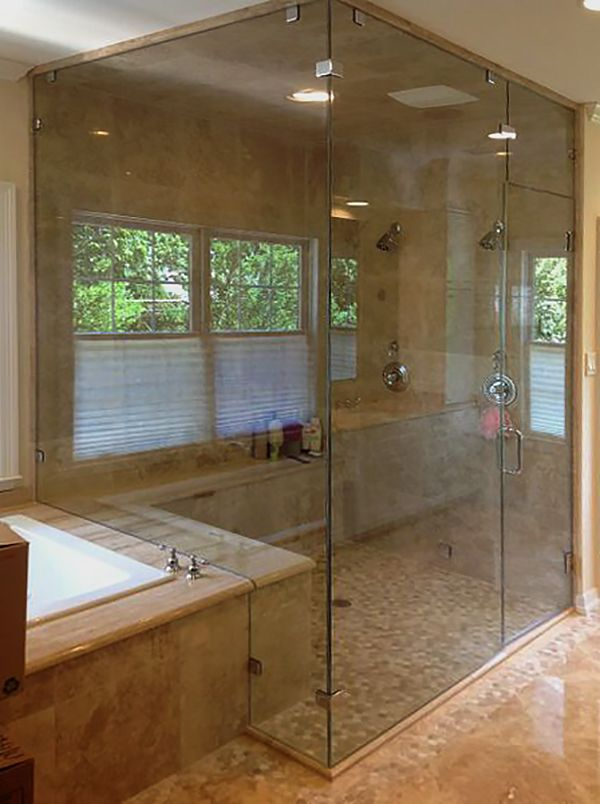 St04 Steam Showers Enclosure Glass Doors Jpg Habitacion