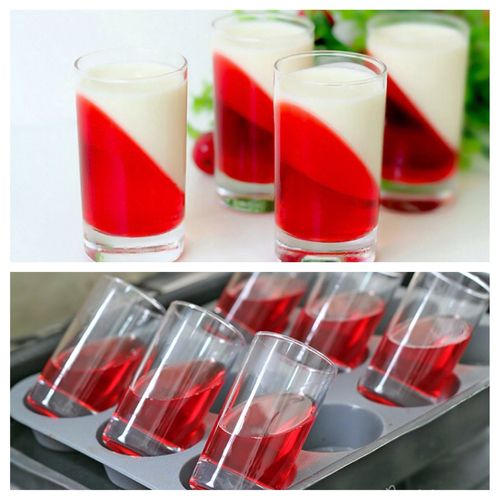 Delicious #food #drink #gelatine #idea #party