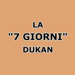 """La Scala Nutrizionale - La dieta Dukan dei 7 giorni scritto da Linda Pistelli 05/05/15 """"Dieta Dukan Amici e Ricette"""" ..."""