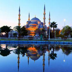 Blue Mosque (Sultanahmet Mosque) - Blue Mosque-Istanbul, Turkey