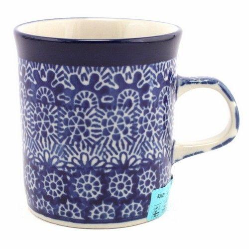 $14.49 Little Mug 5 oz (0.14 L) #223 | Slavica Polish Pottery