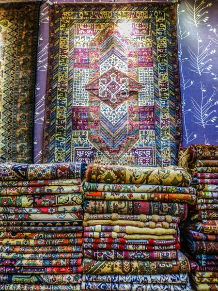 I te perskie dywany...