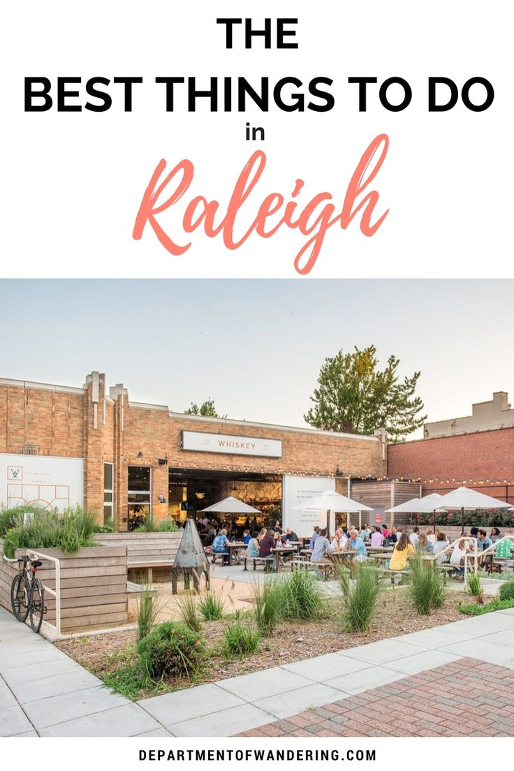 Why Raleigh in North Carolina Should be on Your Travel Radar | Department of Wandering