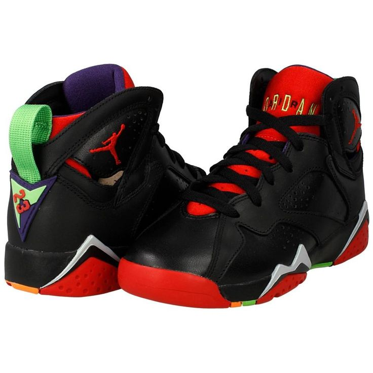 """My Sneaker Palace Nike Air Jordan Retro 7 """"Marvin The Martian"""""""