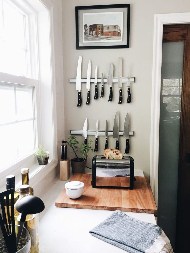 over the counter butcher block for under $10 at ikea!!!
