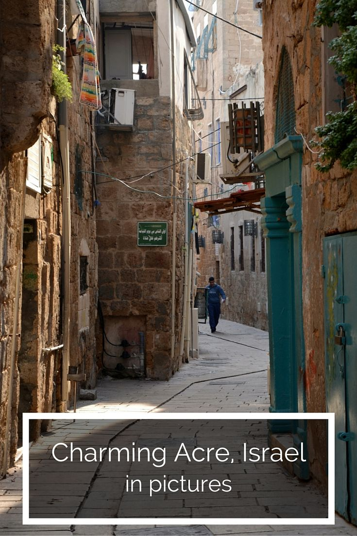 Charming Acre, Israel in pictures