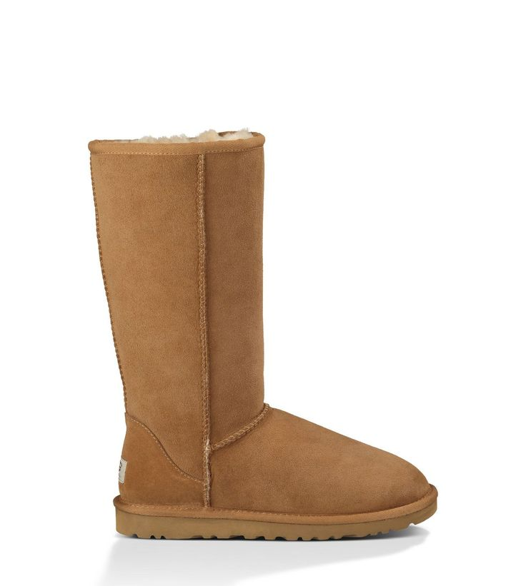 classic tall chestnut ugg boots on sale