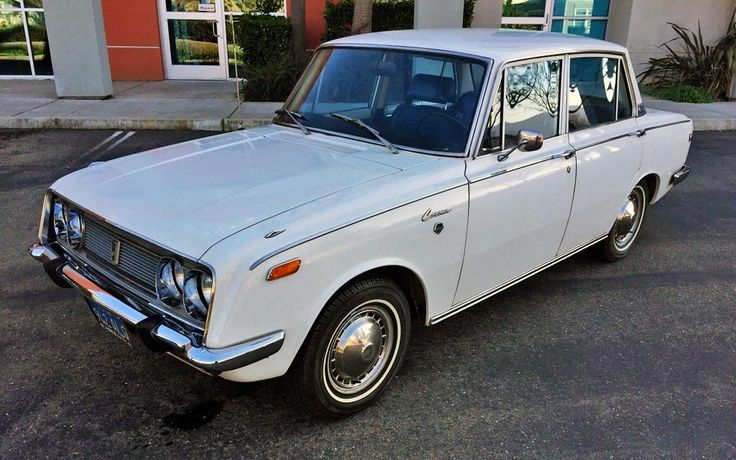 All Original: 1970 Toyota Corona Deluxe - http://barnfinds.com/all-original-1970-toyota-corona-deluxe/