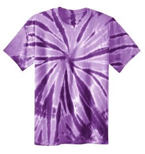 Essential Tie-Dye T. Colorfully cool, this groovy unisex tee is a surefire way to stand out from the crowd. - Arizona Cap Company - (480) 661-0540 Custom Printed & Embroidered. Visit our website for the colors available and the price.