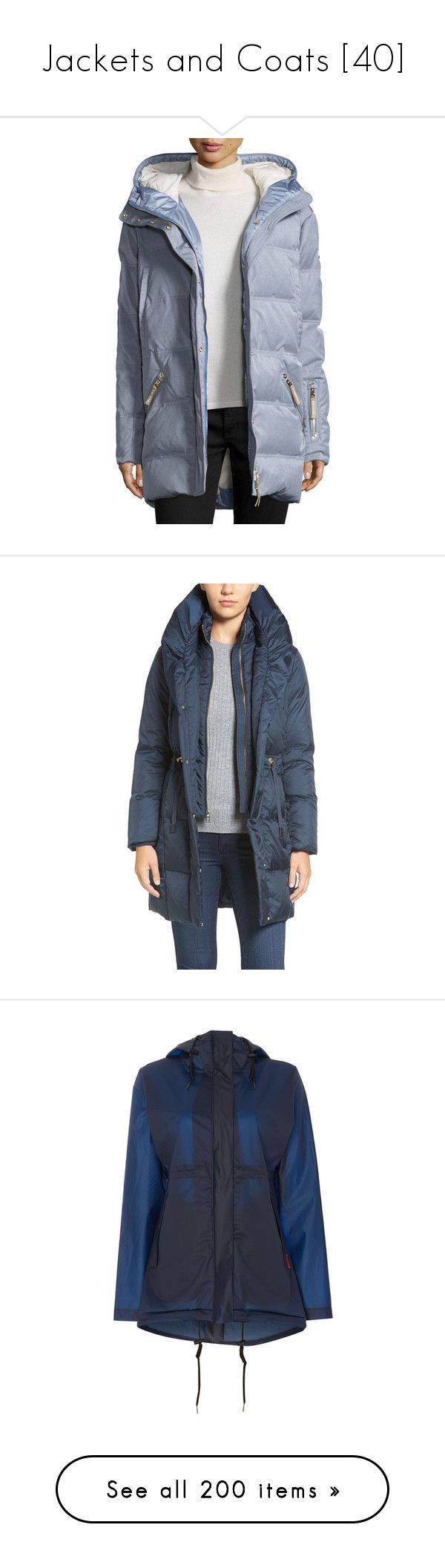 """""""Jackets and Coats [40]"""" by gdavilla ❤ liked on Polyvore featuring outerwear, coats, ink blue, hooded coat, canada goose coats, fur trim hooded parka, fur trim coat, blue parka, platinum and hooded down coat"""