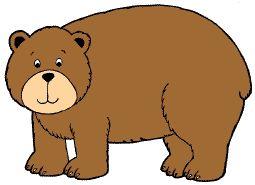 Oso pardo, oso pardo, ¿que ves ahí?