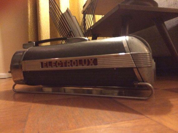 vintage electrolux canister vacuum model xxx30 on etsy - Electrolux Canister Vacuum