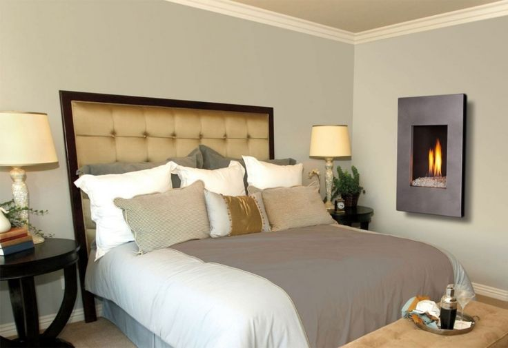 Best 25 small gas fireplace ideas on pinterest white for Electric blue bedroom ideas