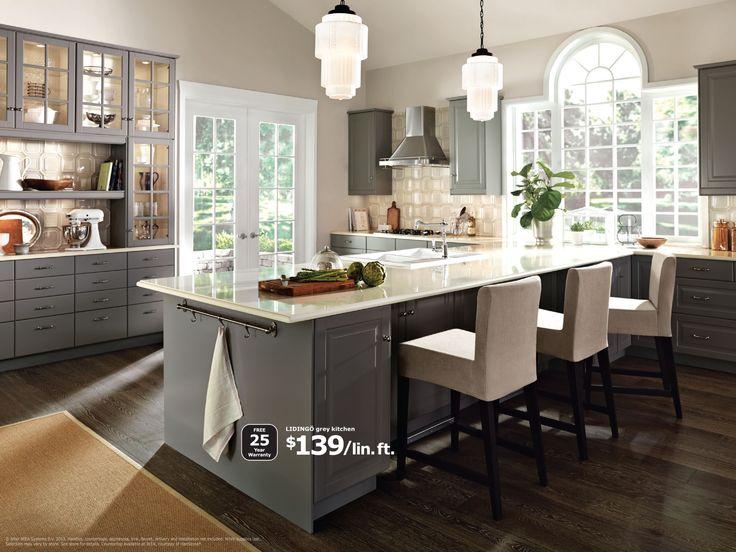 Ikea Kitchen Cabinets Gray 27 best ikea lidingo bodbyn images on pinterest | ikea kitchen
