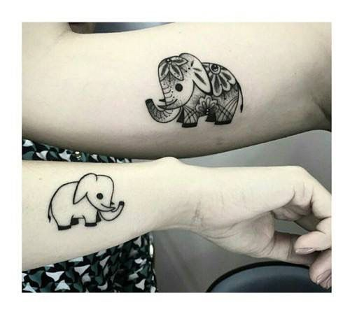 cute elephant tattoo #ink #YouQueen #girly #tattoos