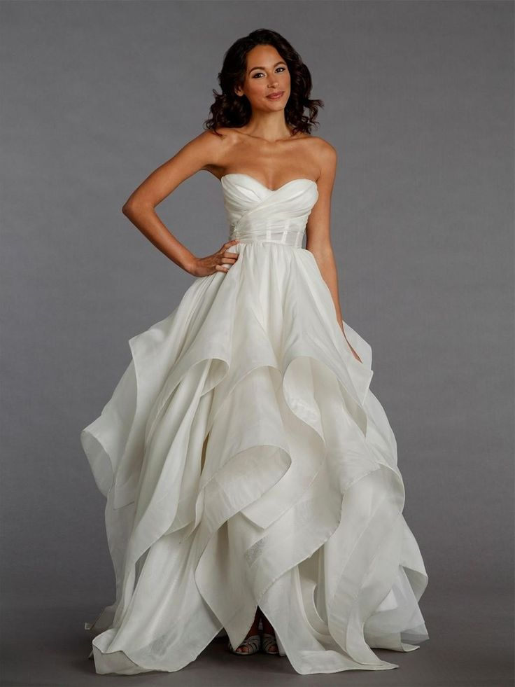 Pnina Tornai Ball Gown Wedding Dresses Google Search