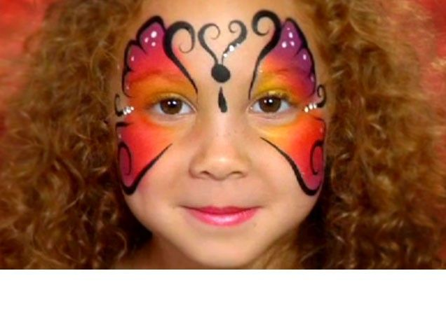 Easy recipes for face paint