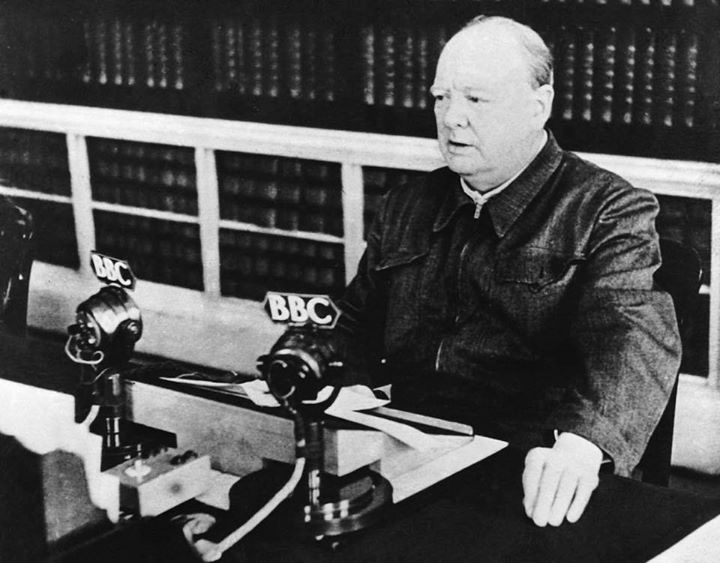 On this day in 1940 Churchill stood up in the House of Commons and told the assembled Members of Parliament that 'We are in the preliminary stage of one of the greatest battles in history.' He had only been Prime Minister for a couple of days. To his horror he had achieved his lifetime ambition on the very day when a German assault on France and the Low Countries threatened to shatter the allies forces and plunge the British Empire into crisis.  In one of the most memorable lines in English…