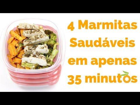 Marmita Saudável – Com Frango | Nutrição, saúde e qualidade de vida