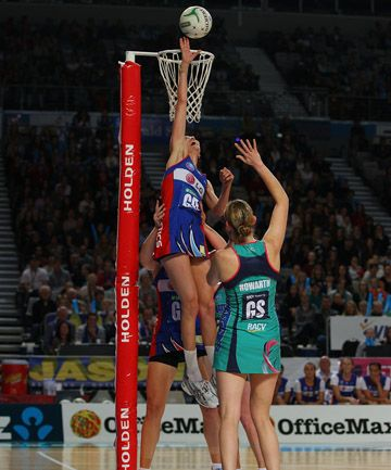 A innovative defensive strategy and a near flawless shooting performance by Cathrine Latu enabled the Northern Mystics to savour a rare trans-Tasman netball championship victory in Australia today and strengthen their title claims by beating the Melbourne Vixens 49-45.