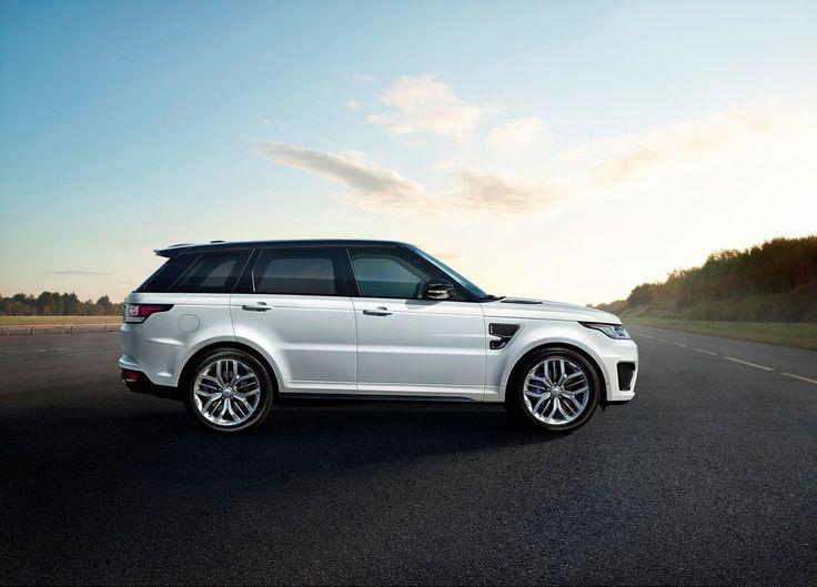 Range Rover Sport'un sportif imajı, ona tutkuyla bakmanızı sağlayacak. #LandRover