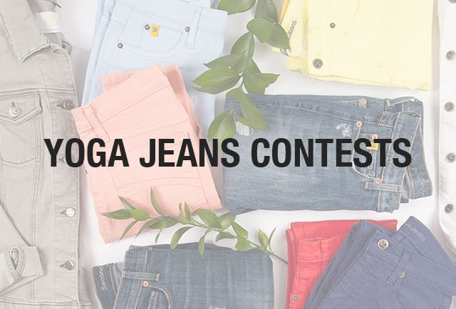 Yoga Jeans Contests