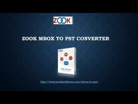Convert MBOX to PST Format to Open MBOX Email Messages in Outlook on Tildee | How-to and step-by-step instructions