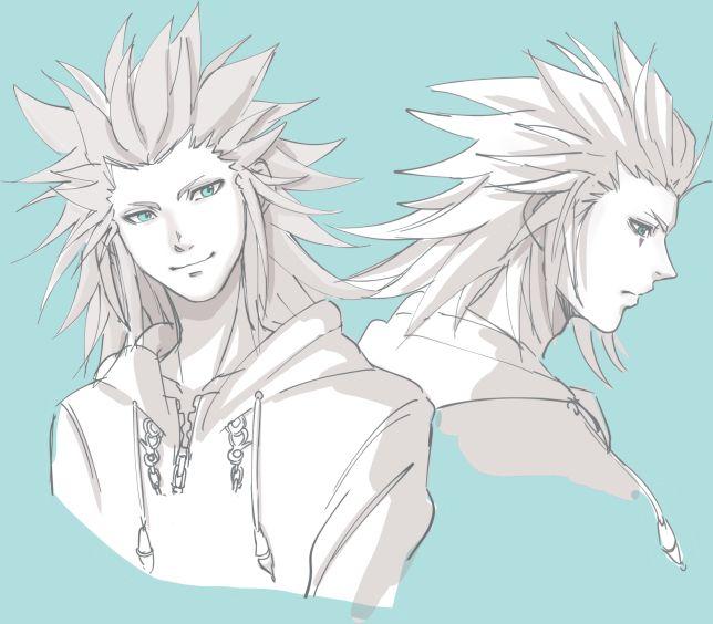 あひる On Twitter Kingdom Hearts Fanart Axel Kingdom Hearts Kingdom Hearts