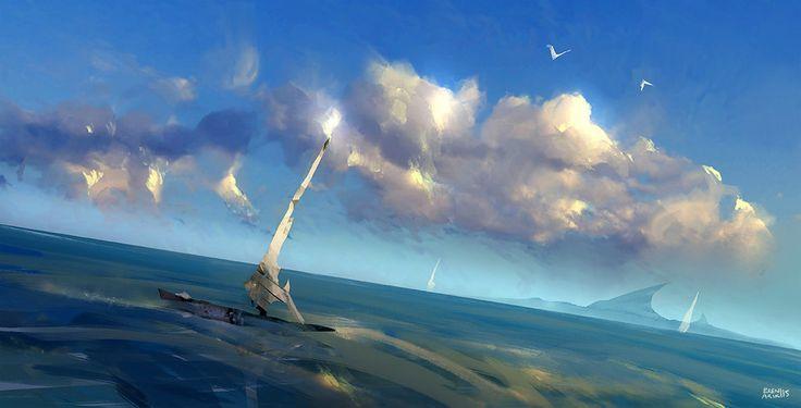 Big Cloud by erenarik on DeviantArt