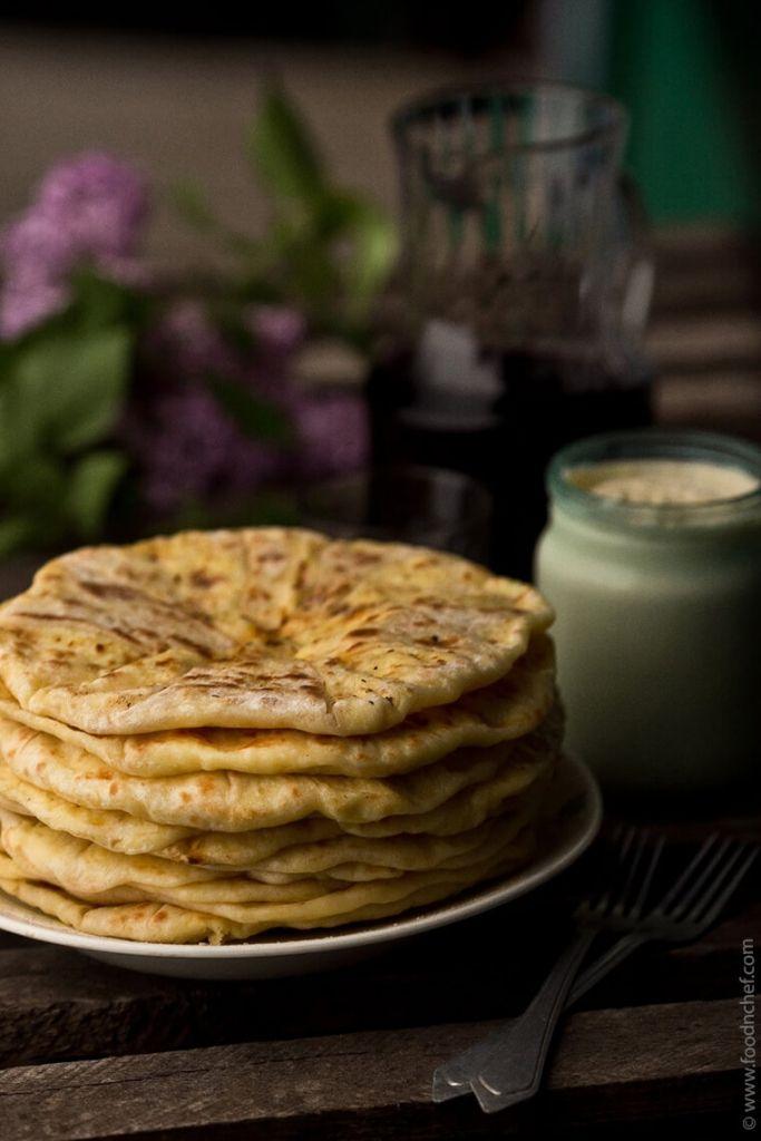 Placinta. Romanian Placenta Cake Recipe