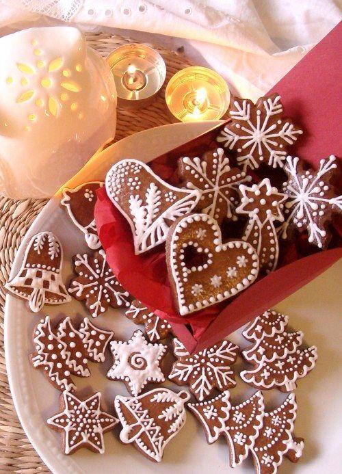 Kouzelná krabička vánočních perníčků