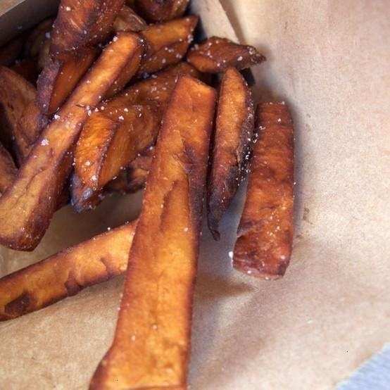 THERE'S NOTHING QUITE LIKE A NEW ZEALAND KUMARA FRY.  | #NEWZEALAND #FOOD #RECIPE #FRIES #KUMARA #BURGERFUEL #FOODSPOTTING #AUCKLAND
