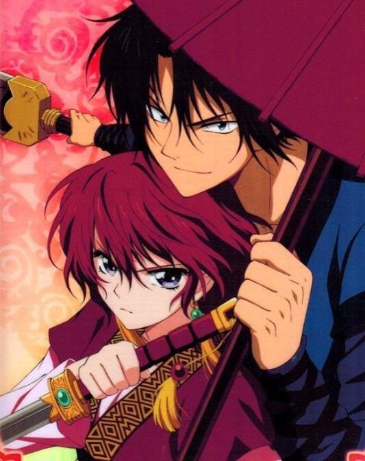 hak and yona- Yona of the Dawn/ Akatsuki no Yona