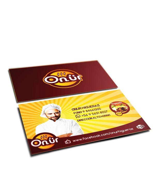 Onür, Restaurant by Edwards Eddies, via Behance