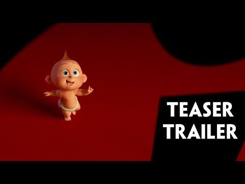 Incredibles 2 trailer: Pixar sequel debuts first footage | EW.com
