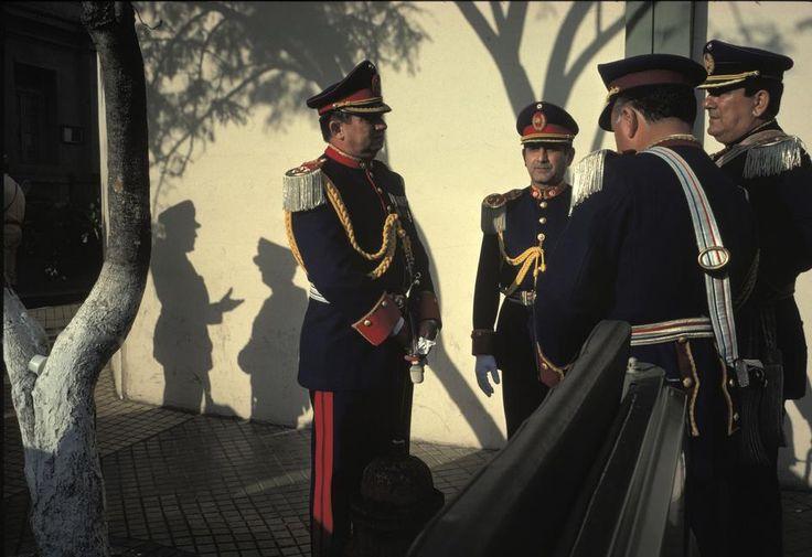 Alex Webb, Asuncion, 1990.