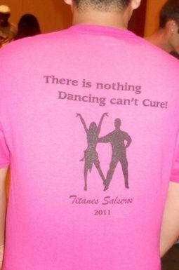 No hay nada que bailar no lo cure. #FrasesBaile