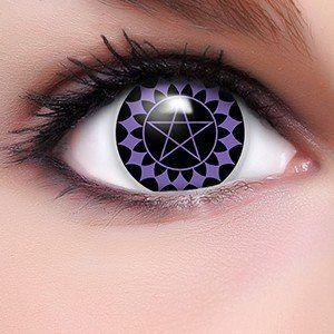 Linsenfinder Sharingan Kontaktlinsen lila 'Black Butler'   Behälter   Kombilösung lilane farbige Anime Naruto Linsen Cosplay ohne Stärke Linsenfinder Funzera http://www.amazon.de/dp/B00B23N2QS/ref=cm_sw_r_pi_dp_gzh9wb0Y8ZT3P