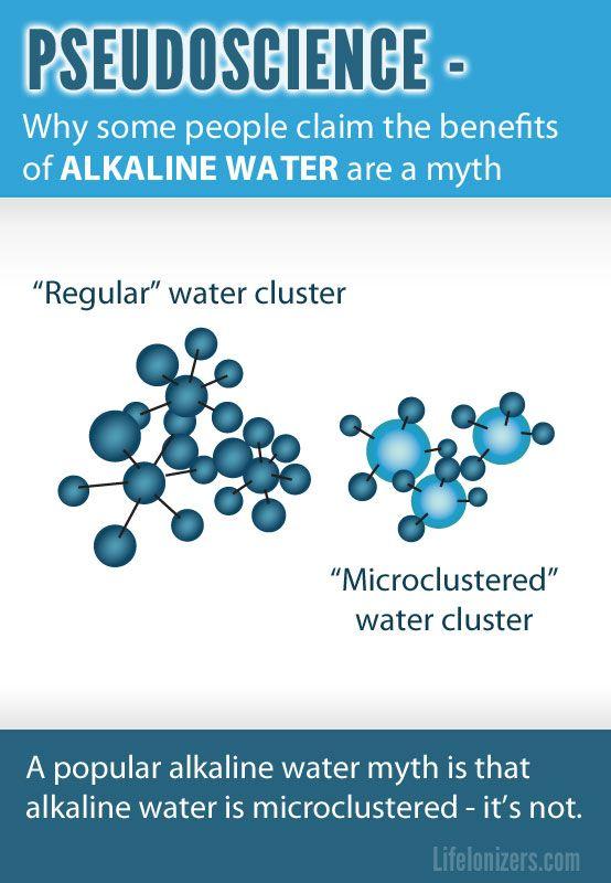 6 Health Benefits of Drinking Alkaline Water