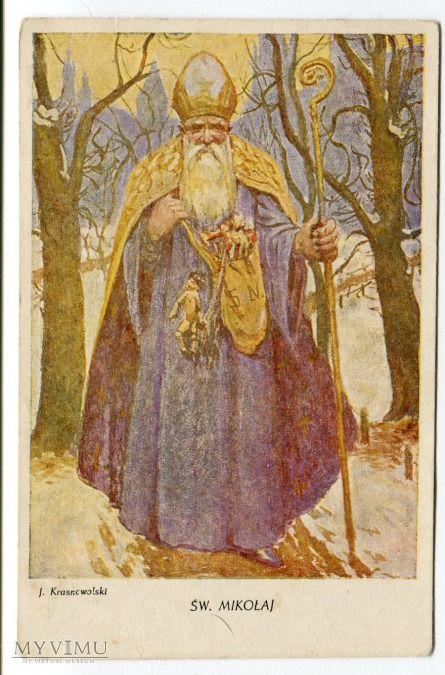 Święty Mikołaj Santa Claus