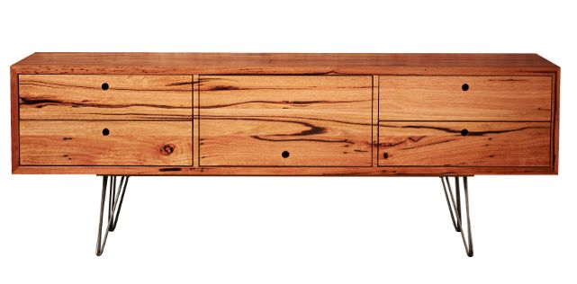 Australian handmade furniture design - as seen in Temple and Webster