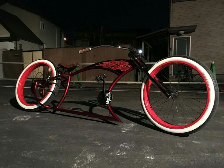 17 Best Images About Trick Bikes On Pinterest Cruiser