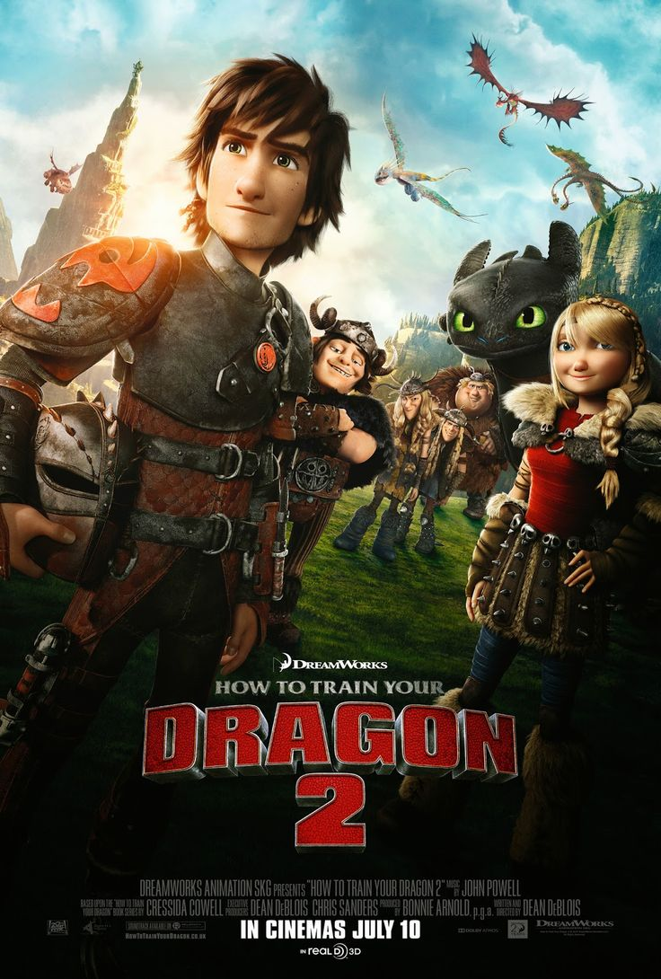 How To Train Your Dragon 2 [movie Review]  Mithril Wisdom